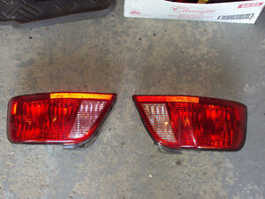 2003 Galant rear lights