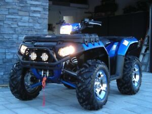 POLARIS sportsman 850 XP 2012 eps 7500$$ FERME
