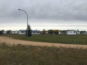 Fully serviced RV parking in Athabasca Alberta