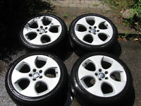 VW,Volkswagen Like New 18'' rims and tires 5x112 mk5,mk6