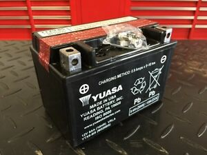 ★ Motorcycle Battery YTX9-BS - GSXR Ninja 250 - Many IN STOCK ★
