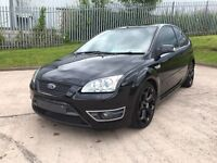 Ford Focus 2.5 SIV ST-2 225BHP 3dr 2006 73,000 miles (full history) FINANCE AVAILABLE px welcome
