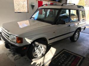 Rare Land Rover