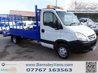2008 58 IVECO DAILY 50C15 16FT BEAVERTAIL WITH RAMP LOW MILES
