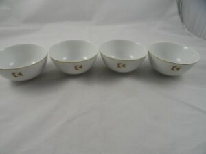 Canada Pacific (CP) Airlines Bowls