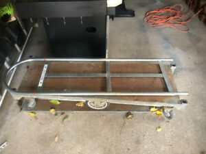 Steel u boat dolly - lowered price