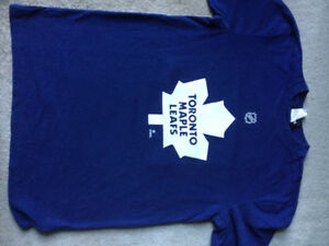 TORONTO MAPLE LEAFS T-SHIRT YOUTH L