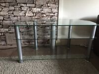 Glass to stand