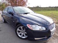 2009 Jaguar XF 2.7d Luxury 4dr Auto FSH! Venus Alloys! Nav! 4 door Saloon
