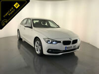 2015 65 BMW 318I SPORT 4 DOOR SALOON 1 OWNER FINANCE PX WELCOME
