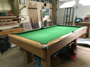 4' x 7' Slate Billiards / Pool Table - Includes Accessories!