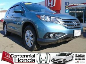 Honda CR-V Touring 2014