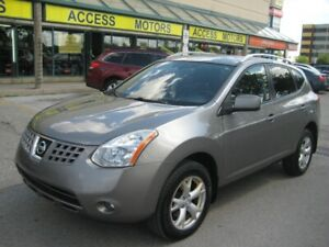 2009 Nissan Rogue SL, Extra Clean, Leather, Sunroof, AWD
