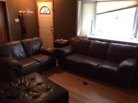 Couch, love seat , chair