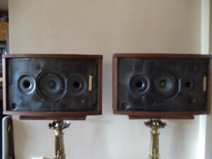 Bose 901 Series III With Equalizer And Custom Stands