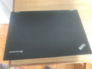 Lenovo business class t440p /i5-4330/8gb/256gb ssd +1tb hdd/14""
