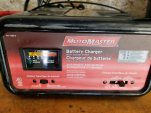 Battery Charger 6volt or 12 volt with trickle