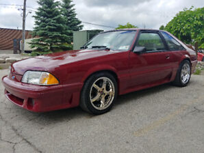 1988 Mustang GT Cobra Supercharged