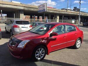 Nissan Sentra 4dr Sdn I4 2.0 2010