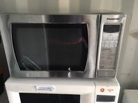 2 x microwave on clearance just £25 each only!!