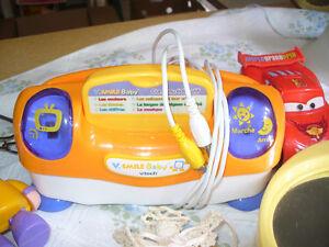 Jouets électroniques pour l'éveil de l'enfant