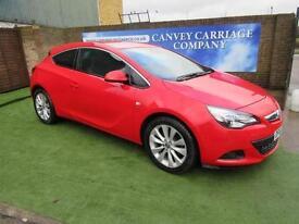 2013 Vauxhall Astra Gtc Gtc SRi Ss 3dr 1.4