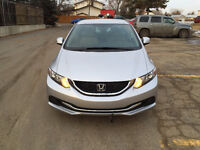 Almost brand new 2013 Honda Civic