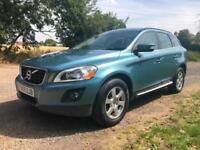 59 VOLVO XC60 D5 205 SE AWD FULL HISTORY 2 KEYS 11 STAMPS JUST SERVICED PX SWAPS