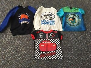 Boys Shirts & Pants (Prices in Ad)