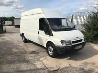 2006 Ford Transit 2.4 tdd 90t350 LWB high roof van