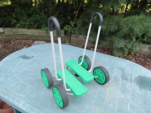 WEPLAY PEDAL WALKER - THERAPY TOY - REDUCED!!!!