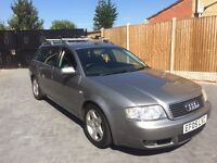 2005 Audi A6 1.9 tdi diesel final edition sat nav 1 years mot cheap
