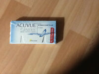 Acuvue oasys 7 contact lenses