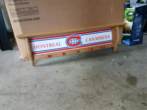 Montreal Canadiens shelf