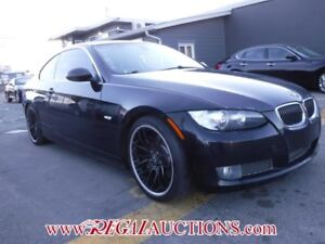 2007 BMW 3 SERIES 335I 2D COUPE 335I