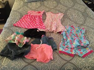4T Girls Summer lot-INCLUDES EVERYTHING