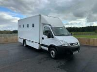 IVECO DAILY 70C17 PRISON VAN CAMPER MOTORHOME MOTORCROSS RECOVERY HORSE BOX