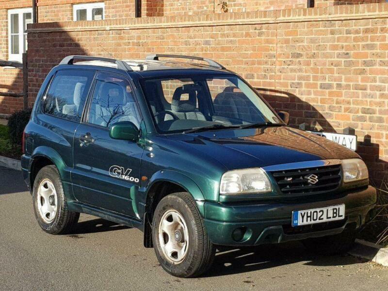 SUZUKI GRAND VITARA 1 6 SE AUTOMATIC (2002/02) GV1600 + 3 DOOR + AUTO +    in Buckinghamshire   Gumtree