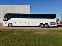 Bus charter for hire and tours