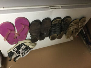 Shoes and Boots size 8