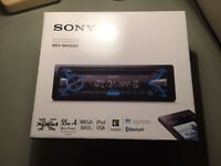 Sony Bluetooth Car Stereo