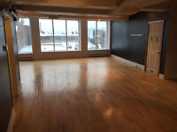 Office / Studio Space Penthouse in Old Montreal