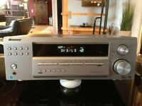 Pioneer VSX D414 and Surround Speakers