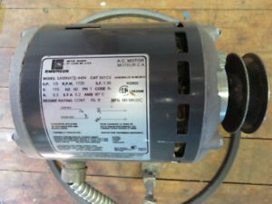 furnace fan motor 1\3 hp