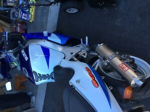 selling my 1997 gsxr 600 Runs perfect and almost a classic! Kingston Kingston Area image 4