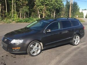 2008 VW Passat 2.0TSI Highline turbo automatic safety e-test