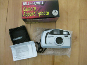 BRAND NEW IN BOX BELL & HOWELL 35 MM CAMERA