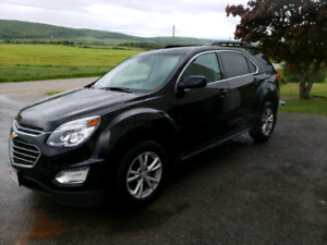 2016 Chevrolet Equinox With premium sound system & Navigation!