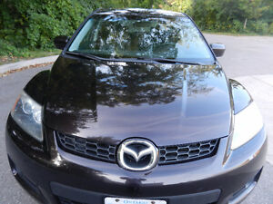 2008 Mazda CX-7 Grand Touring SUV, Crossover