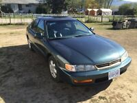 1997 Honda Accord EX V6